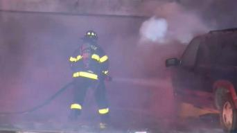 San Jose Firefighters Kept Busy at Home While Crews Assist in the North Bay