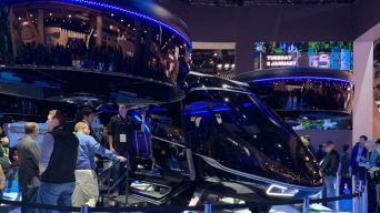 CES Tech Show Kicks Off in Las Vegas