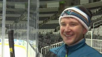 Ex-Shark Nabby in the Playoffs ... Guiding Barracuda Go