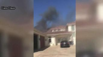 Family Says Hoverboard Sparked House Fire