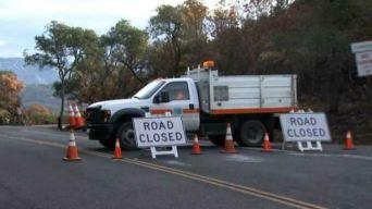 Woman Recounts Deadly Napa County Rockslide Scene