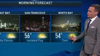 Jeff's Forecast: Increasing Fire Danger