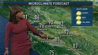 Kari's Forecast: Hot Valleys, Fire Danger