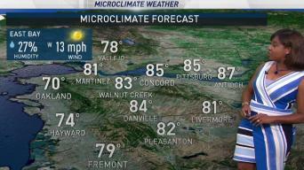 Kari's Forecast: Perfect Summer Day