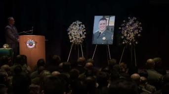 Memorial Service for Marin County Sheriff Who Died in Crash