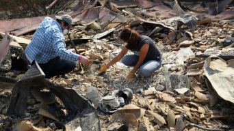 Wildfire Victims Sought for Insurance Survey