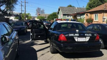 Oakland Police Rescue 70-Year-Old Female After Pursuit