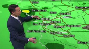 Rob's Forecast: Showers Continue Sunday