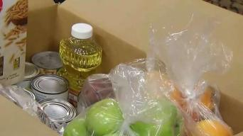 Sacred Heart Community Service Collecting Turkeys for Families