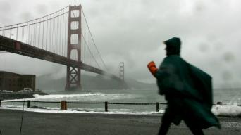 Bay Area Storm Triggers Flash Flood Watch, Wind Advisory