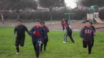 San Jose Earthquakes Donates Equipment to Youth Soccer Team in Salinas