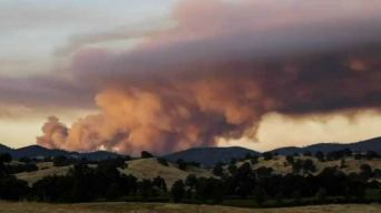 Snell Fire in Napa County 100 Percent Contained