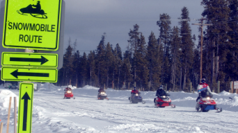 Debate Over Snowmobile Access in Tahoe Forest Turns Hostile