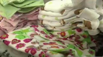 Girl Scout Sews Hundreds Of Garments For Premature Infants