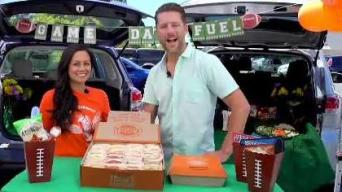 TOGO's Tailgate Party