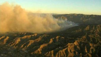 Bay Area Firefighters Travel South to Battle SoCal Blazes