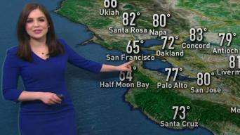 Vianey's Forecast: 4th of July Looking Good