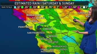 Vianey's Forecast: Rain in the Forecast