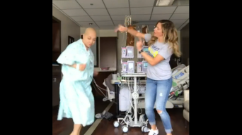 Woman With Cancer: '#JuJuOnThatChemo'