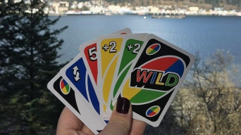 Alaska's Capital Temporarily Renamed for Card Game UNO