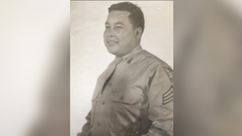 Remains of US Soldier Killed During Korean War Arrive at SFO