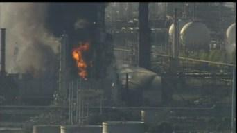 Storify Photos: Richmond Refinery Fire