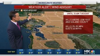 Rob's Forecast: Cold, Gusty Winds to End 2018