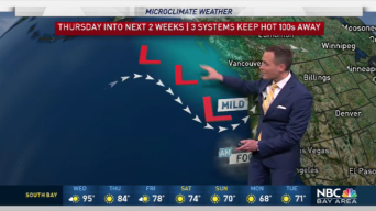 Jeff's Forecast: 1 More Day of 100s