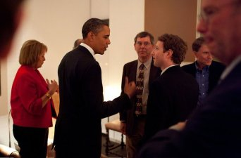 Obama Launches 2012 Campaign on Facebook