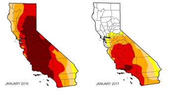 Parade of Storms Pulls Northern California Out of Drought