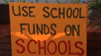 Parents Push for Property Taxes to be Returned to Public Schools