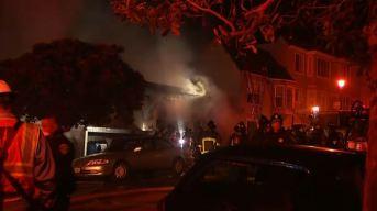 3-Alarm Fire in San Francisco's Inner Sunset Leaves 1 Dead