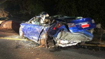 Tesla: Autopilot Was Not Engaged in East Bay Pond Crash