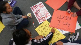 List of Bay Area Schools Taking Part in Nationwide Walkouts