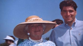Bay Area Native Remembers Barbara Bush