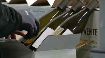 Trade Tariffs Costing Local Wine Industry