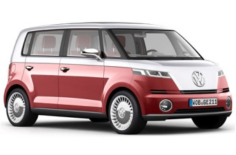 VW Builds a Green Energy Bus Around the iPad