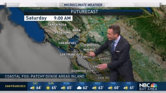 Jeff's Forecast: Smoggy Sky & Mild Afternoon