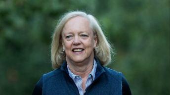 Whitman to Step Down as CEO of Hewlett Packard Enterprise