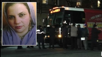 Mother Killed by MTA Bus Was Picking Up Child: Husband