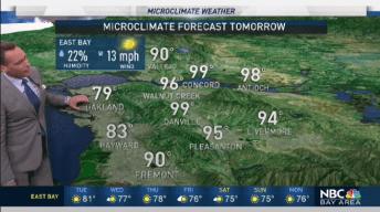 Jeff's Forecast: Heat, Fog and Monsoon