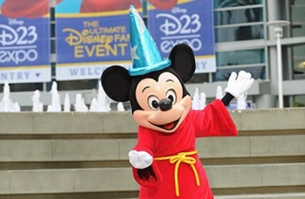 Announced: D23 Disney Fan Expo