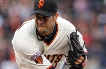 Vogelsong Stops the Skid