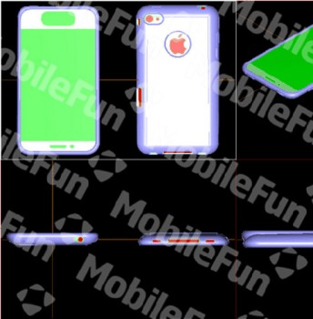 Leaked iPhone 5 Case Show Curved Back, Bigger Screen