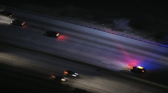 Driver of Stolen Dodge Leads Officers on Chase