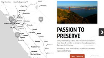 INTERACTIVE MAP: Passion to Preserve