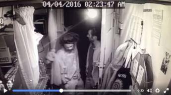 SF Nightclub Theft Caught on Video