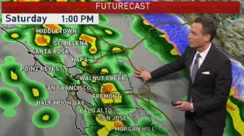 Jeff's Forecast: Weekend Rain & Wind