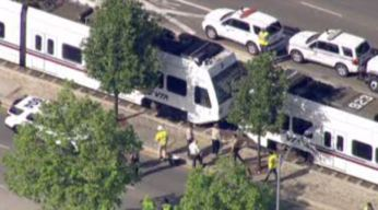 VTA Train Involved in Fatal Pedestrian Accident in South Bay