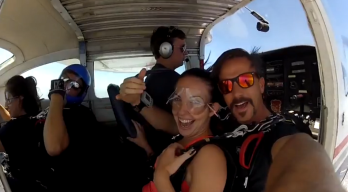 Skydiving With Adrenaline 365